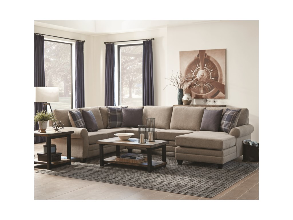 Scott Living 70567Coffee Table