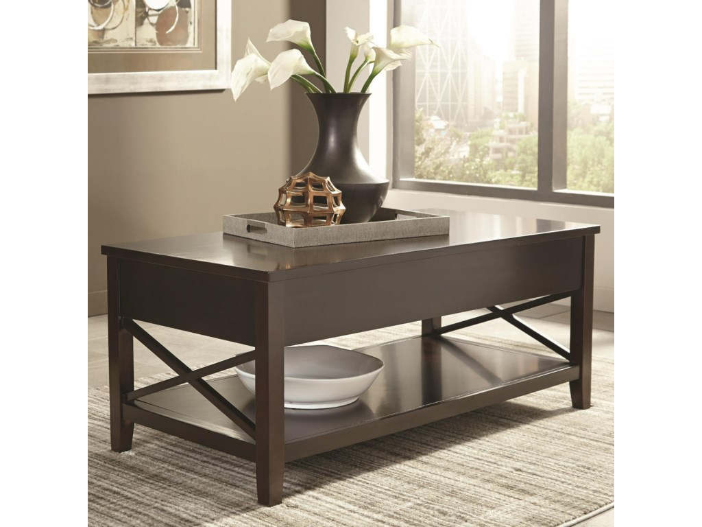 Scott Living 70568Coffee Table