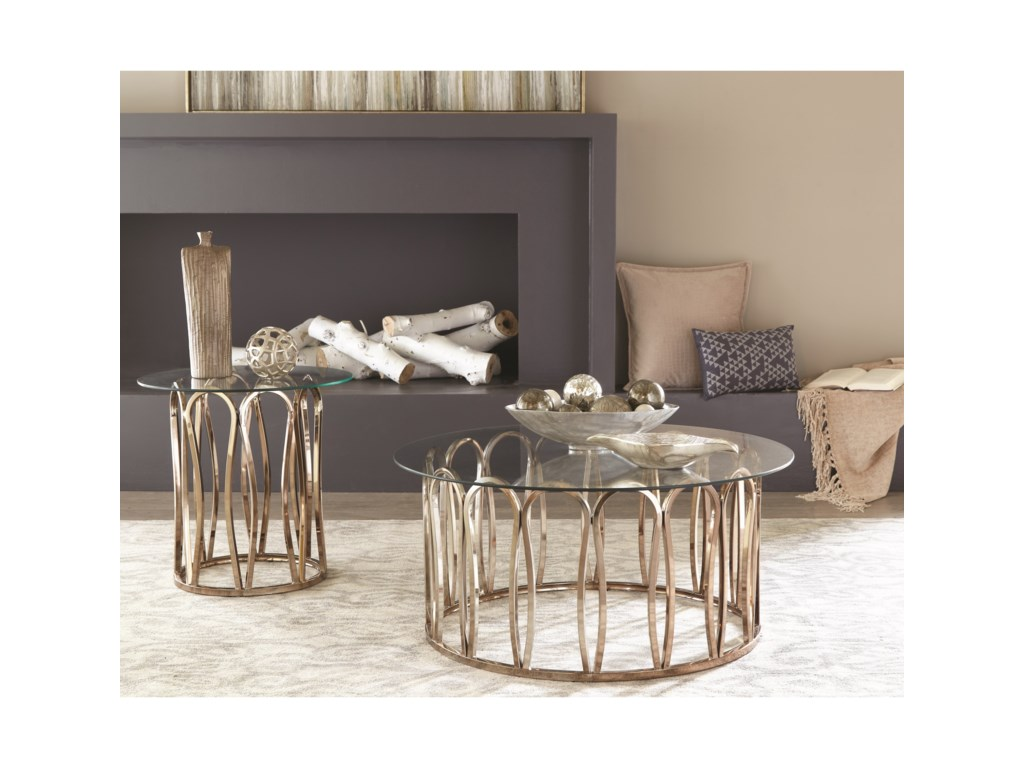 Scott Living 70578End Table