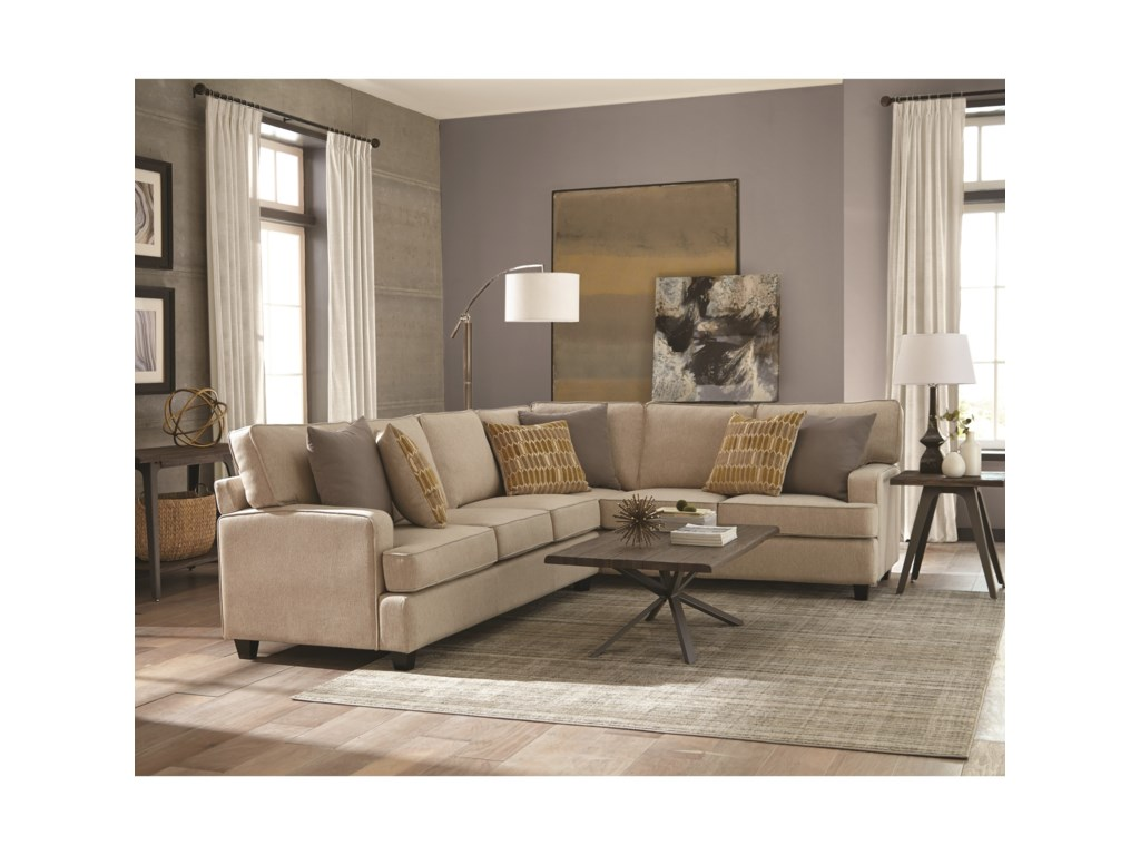 Scott Living 70581Coffee Table