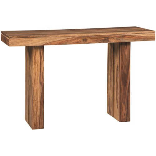 Scott Living 70584 Rustic Sofa Table