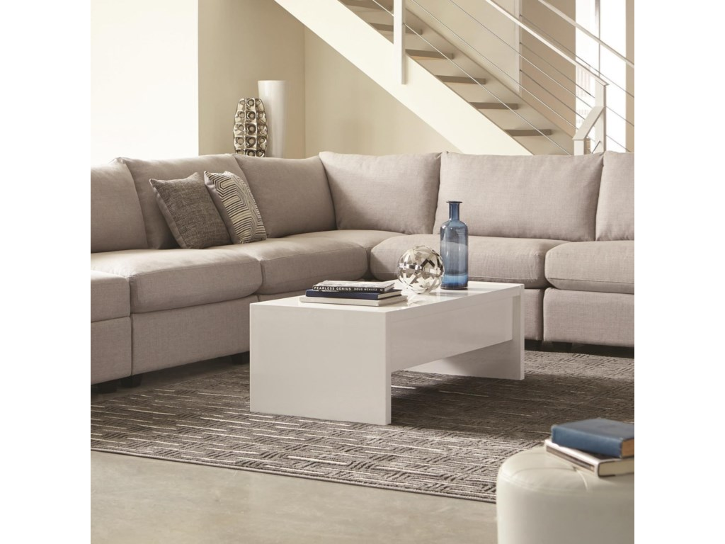 Fine Furniture 72124Coffee Table
