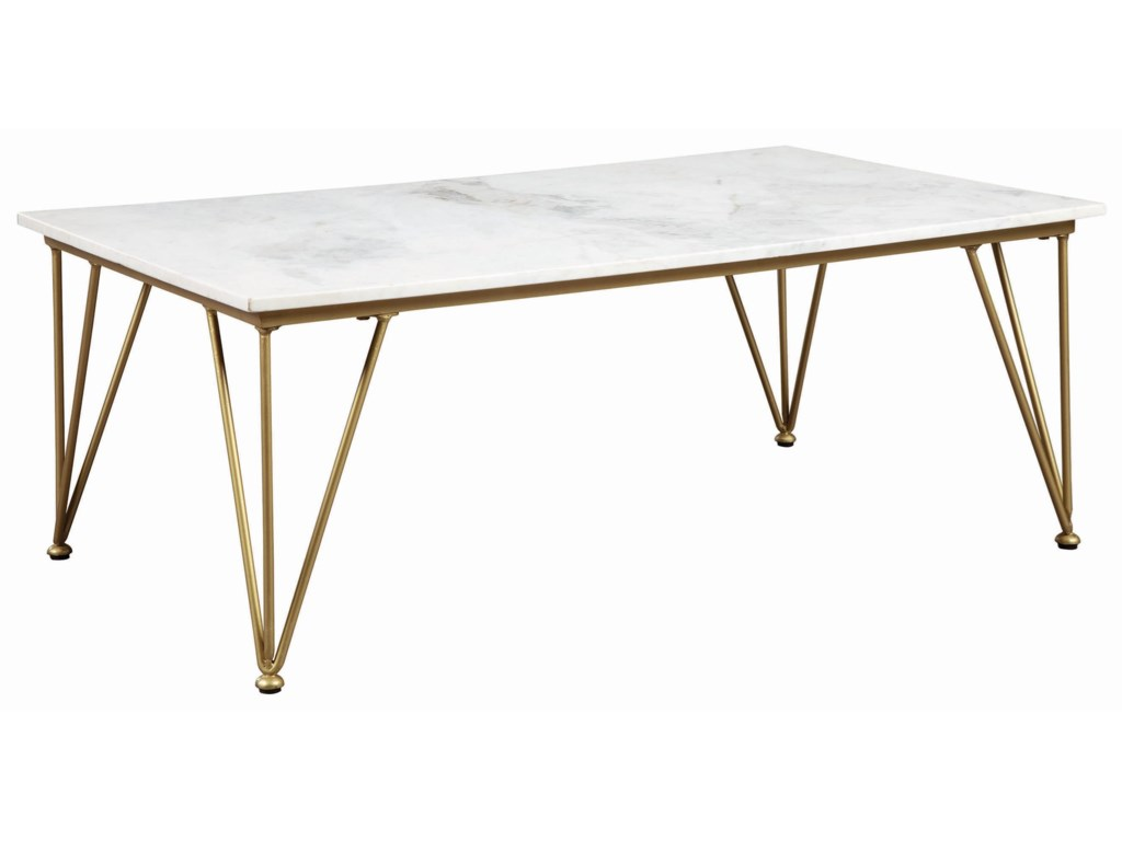 Scott Living 72145Coffee Table