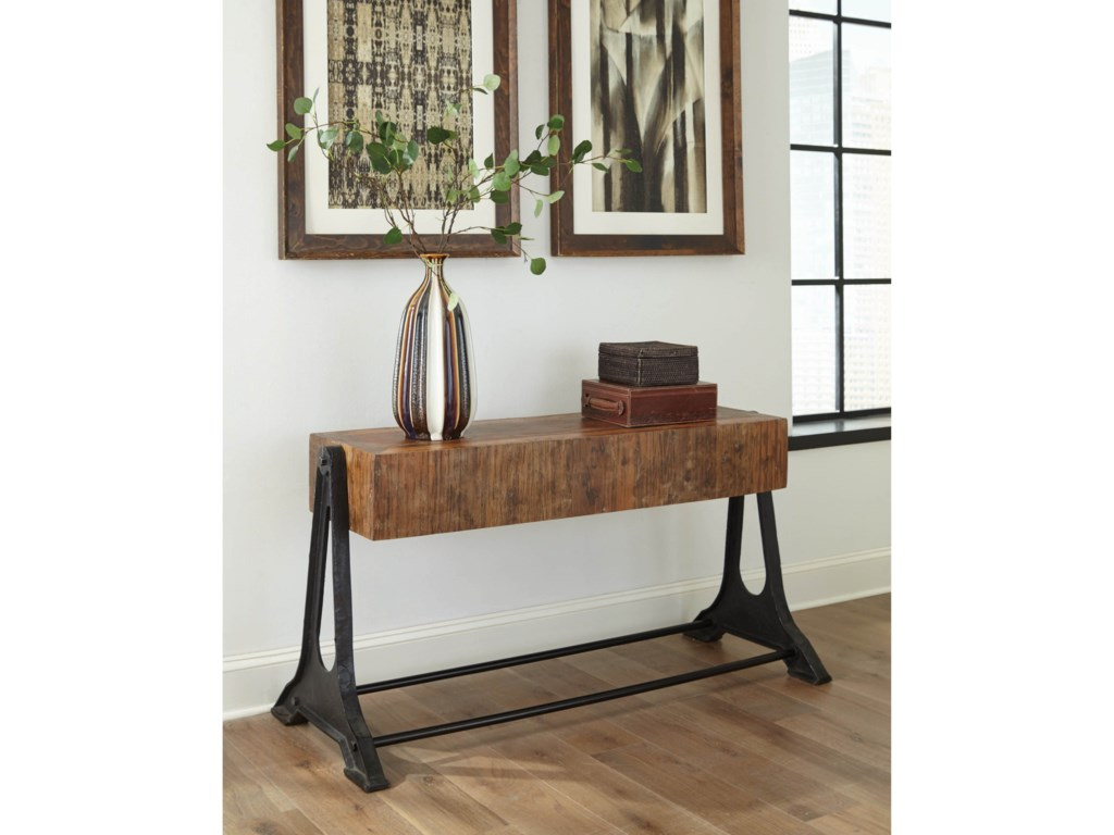 Scott Living 72178Sofa Table