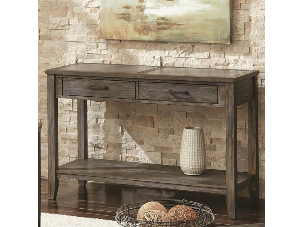 Scott Living 72241Sofa Table