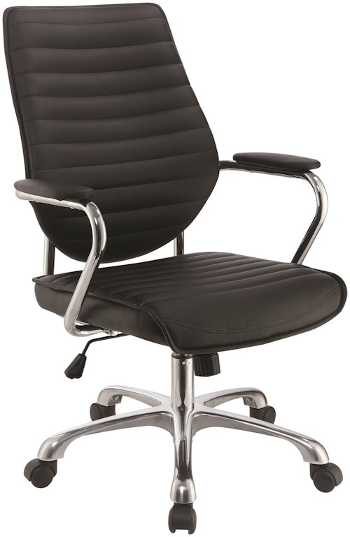 Scott Living 80132 Contemporary High Back Office Chair