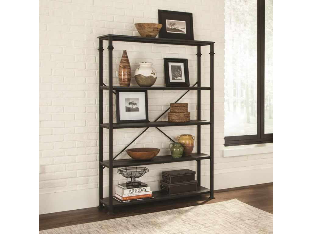 Scott Living 8014Bookcase