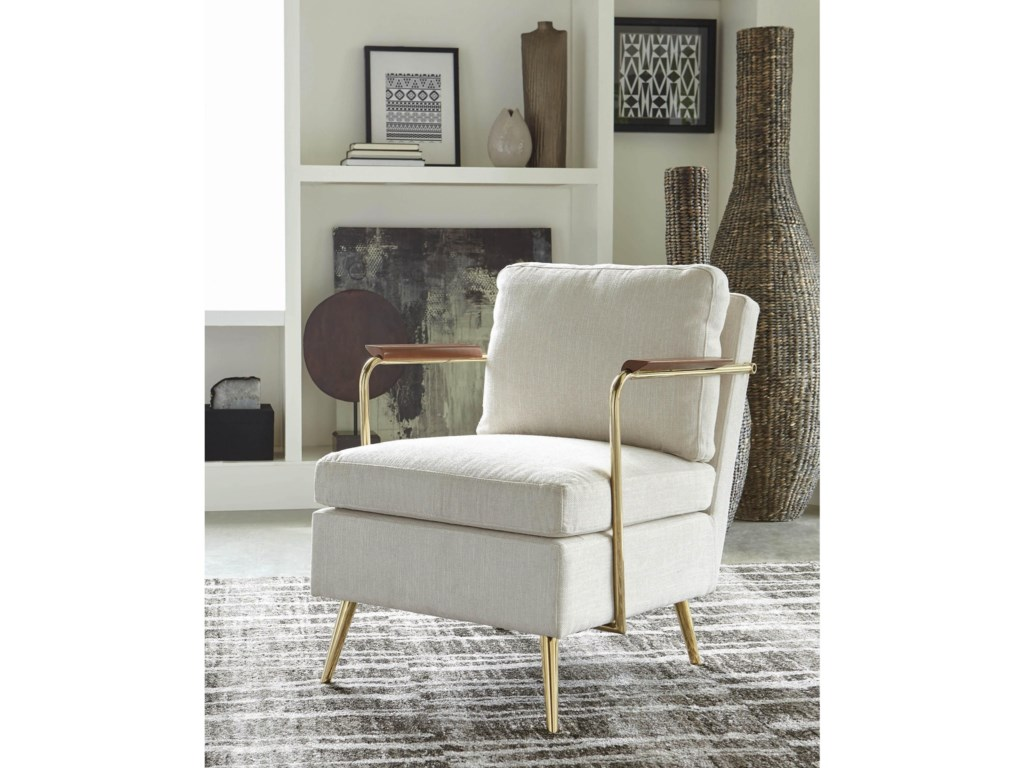 Scott Living 903040Accent Chair