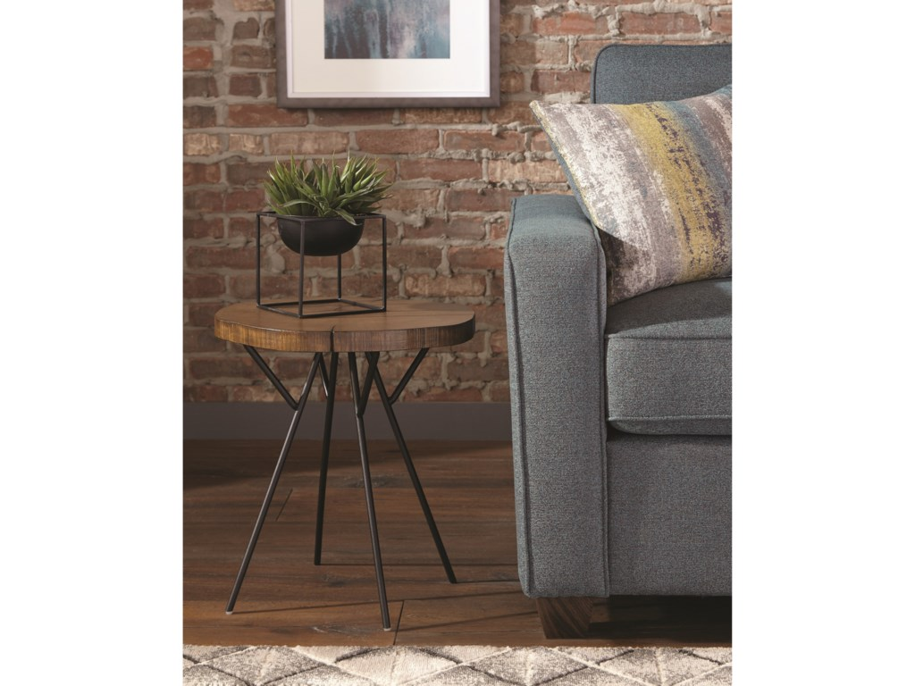 Scott Living 90335Accent Table