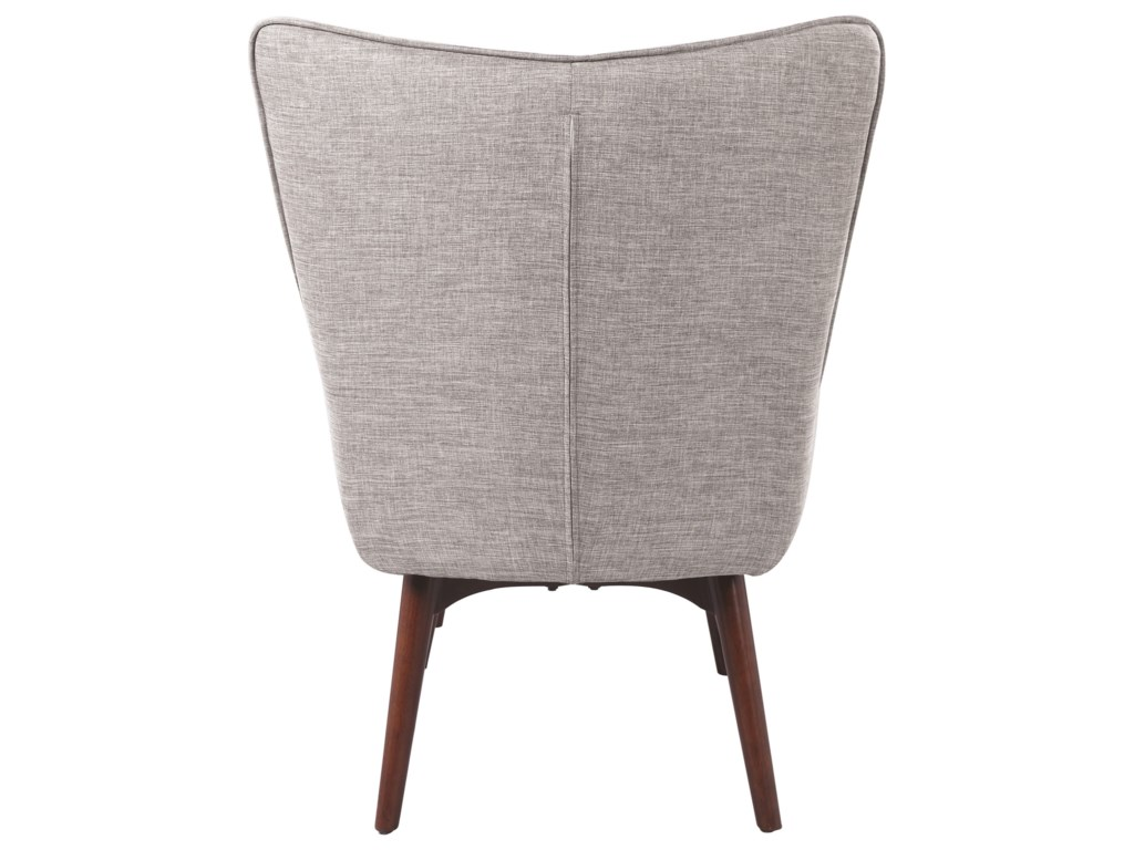 Scott Living 903820Accent Chair With Ottoman