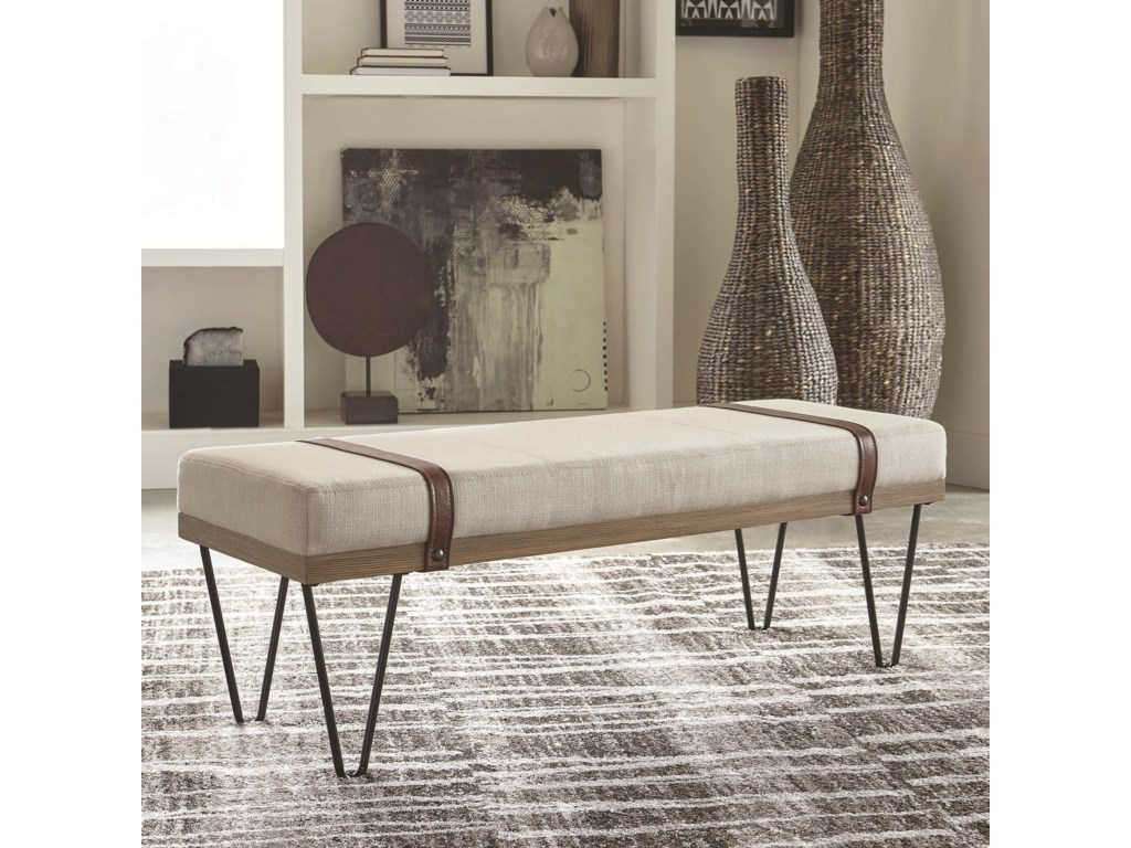 Coaster 910240Upholstered Bench