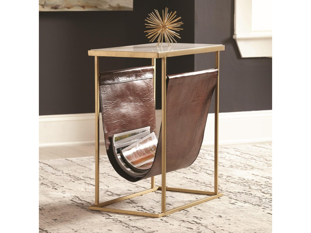 Scott Living 930105Accent Table