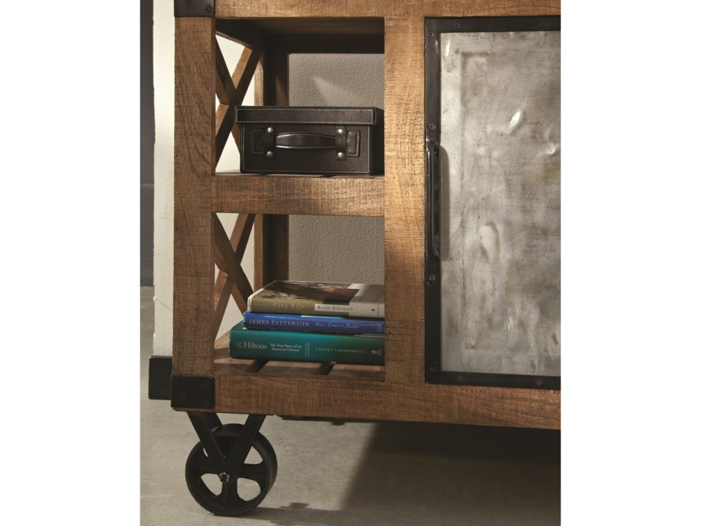 Scott Living 950713Accent Cabinet