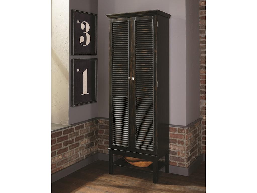 Scott Living 950732Wine Cabinet