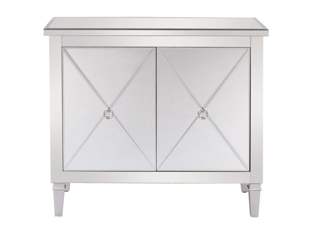 Scott Living 950742Accent Cabinet
