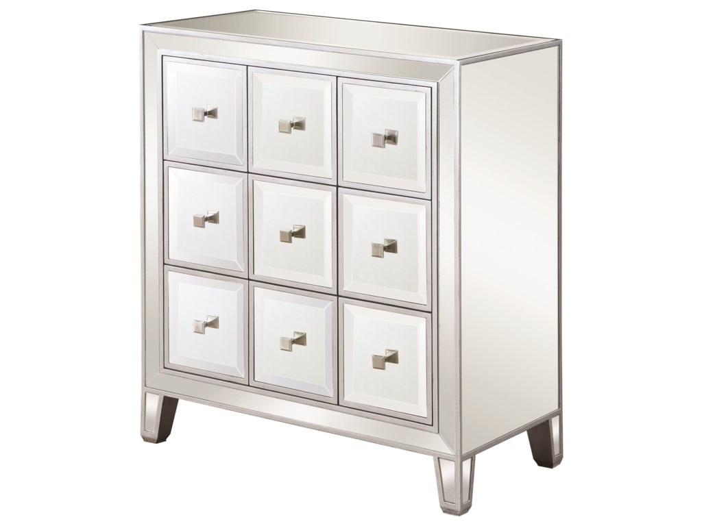Scott Living 950745Accent Cabinet