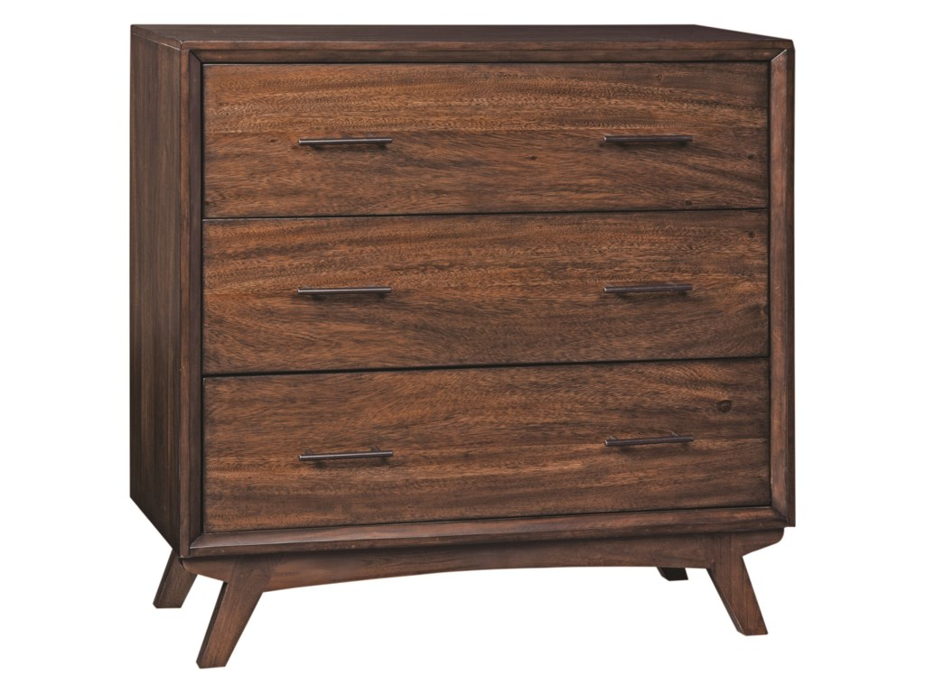 Scott Living 950760Accent Cabinet