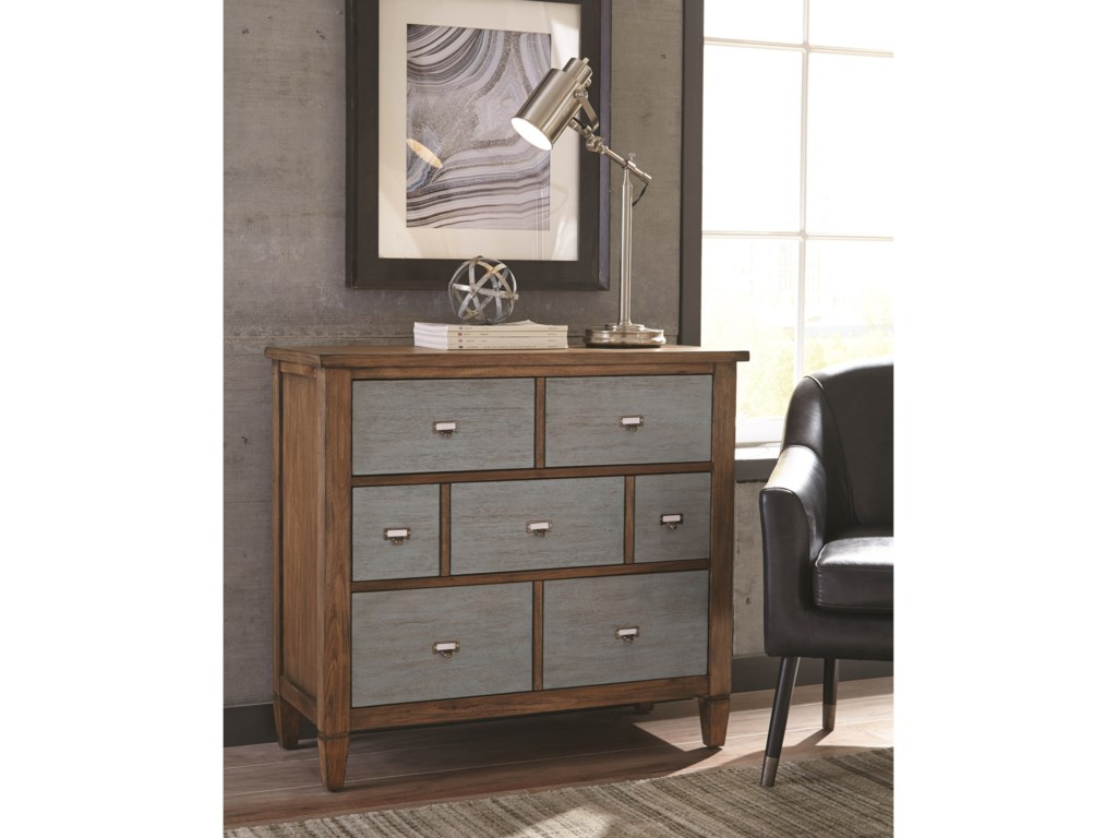 Scott Living 950764Accent Cabinet