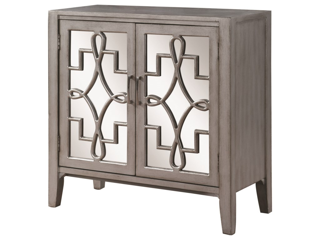 Scott Living 950771Accent Cabinet