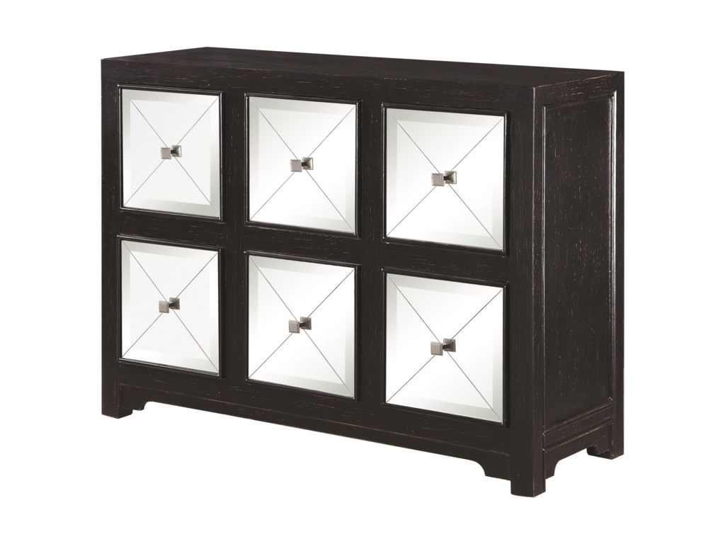 Scott Living 950776Accent Cabinet