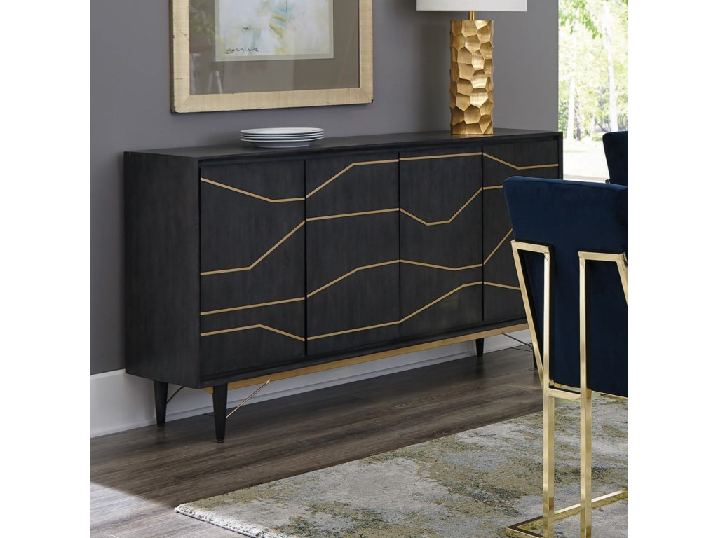Coaster 95100Accent Cabinet