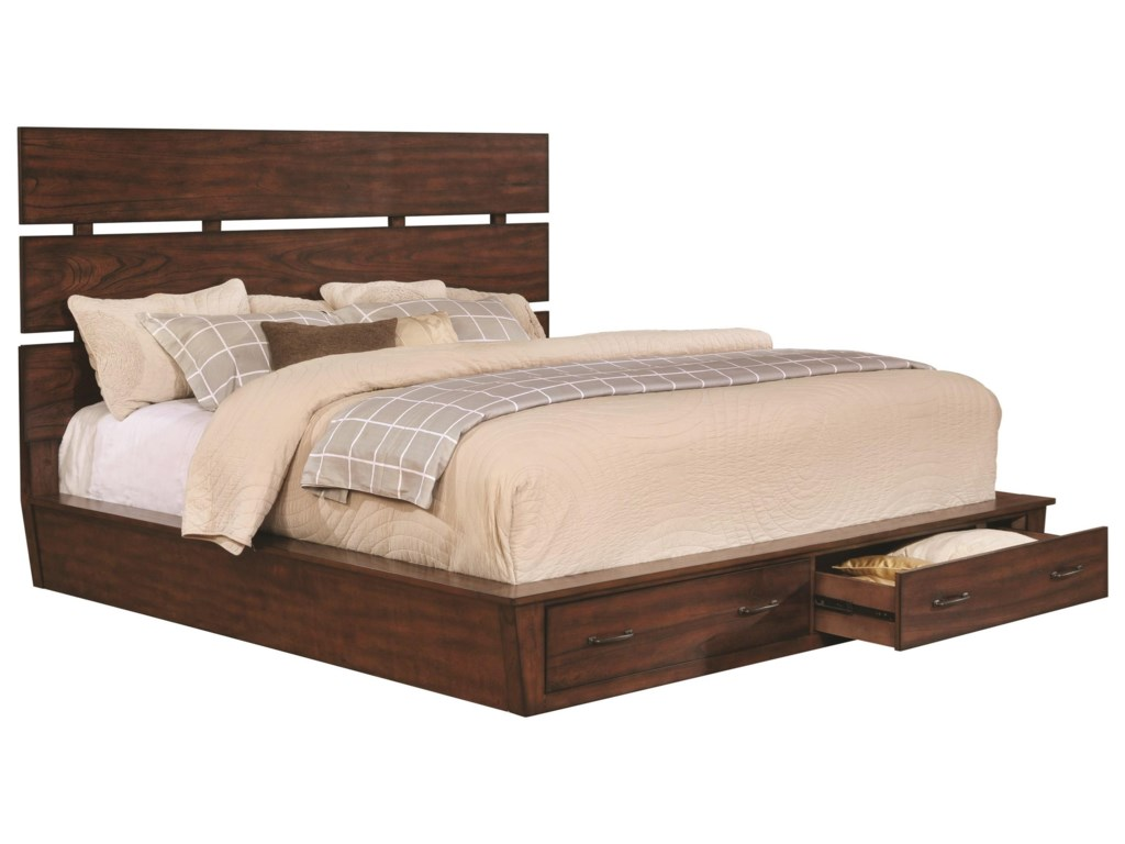 Scott Living ArtesiaQueen Storage Bed