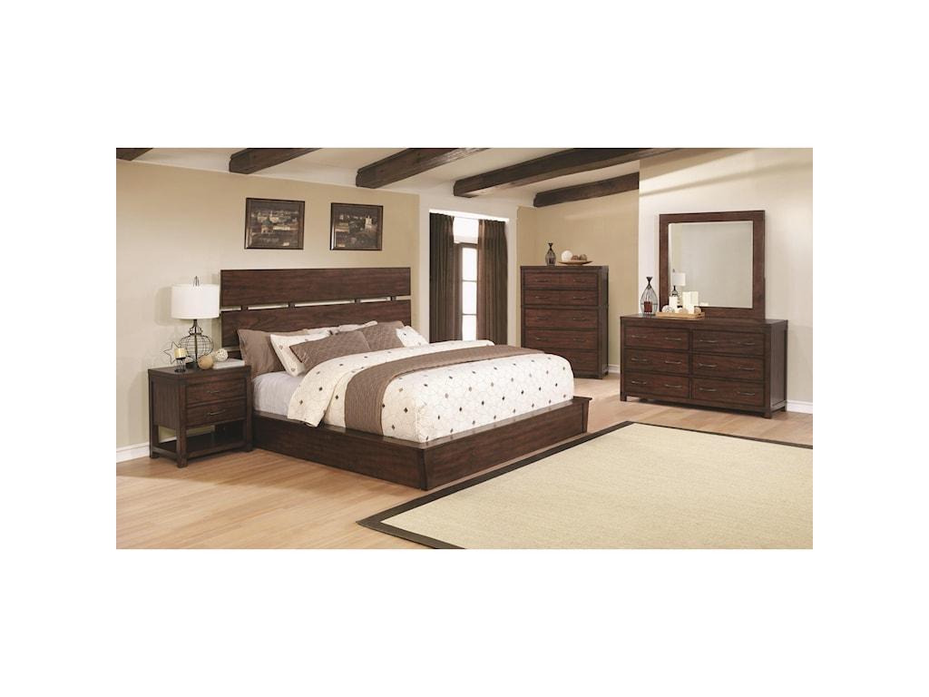 Scott Living ArtesiaKing Bed