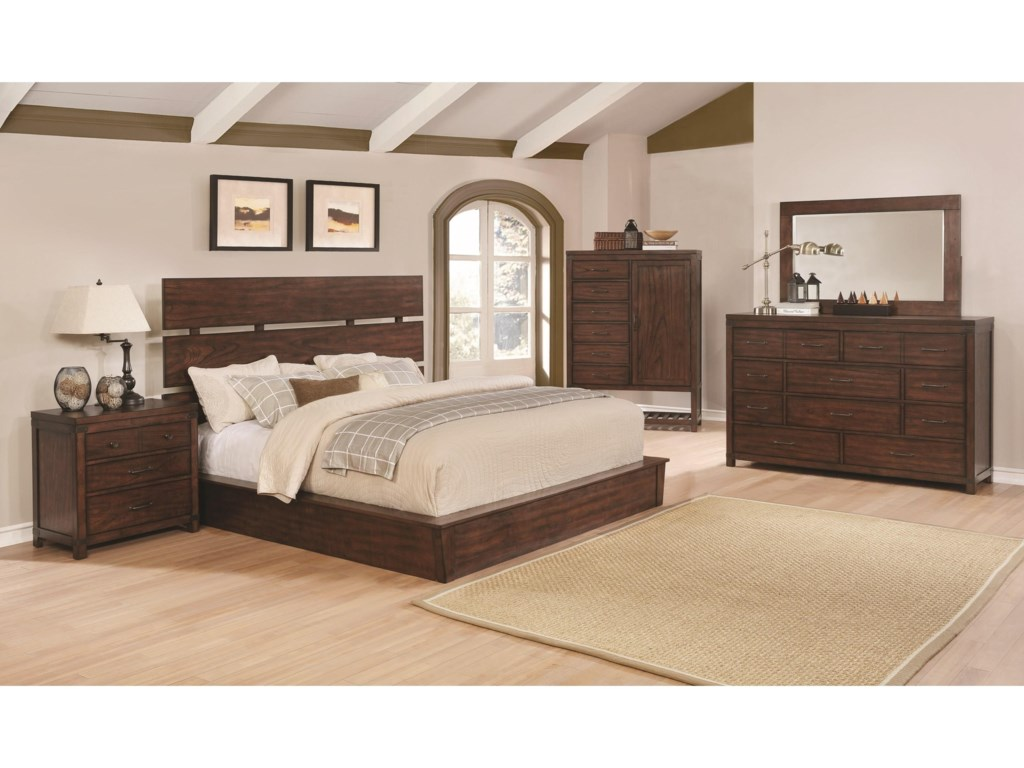 Scott Living ArtesiaQueen Bed