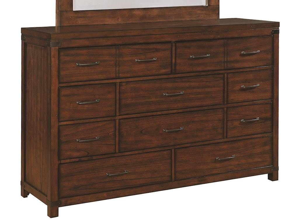 Scott Living Artesia10 Drawer Dresser