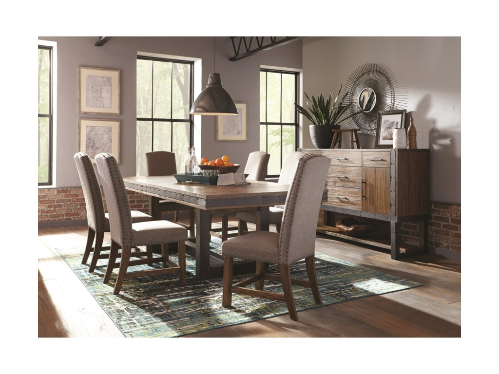 Scott Living AtwaterTable and Chair Set