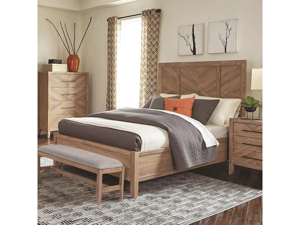 Coaster AuburnCalifornia King Bed
