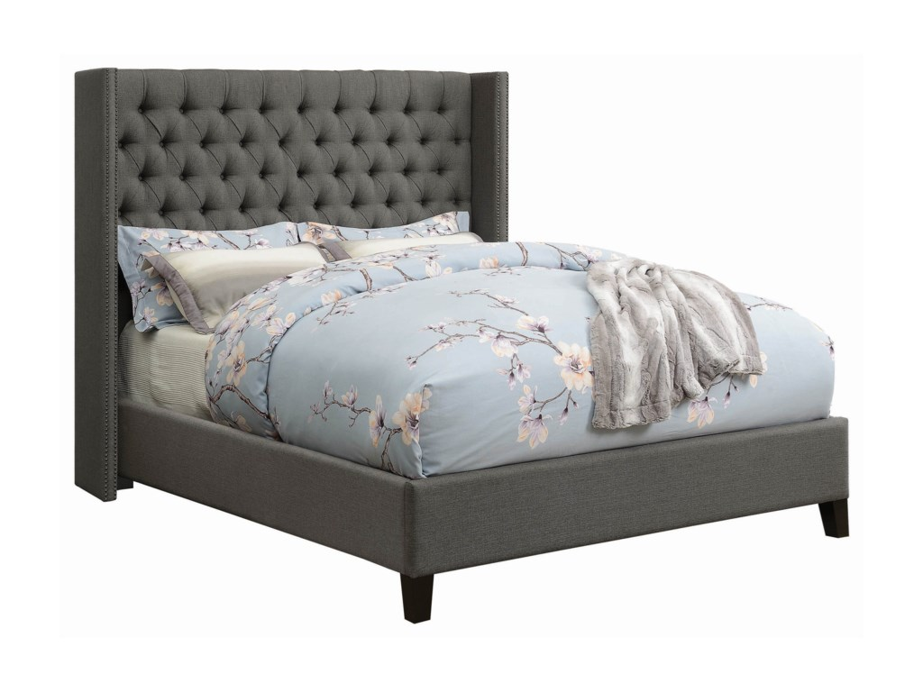 Scott Living BeniciaUpholstered King Bed