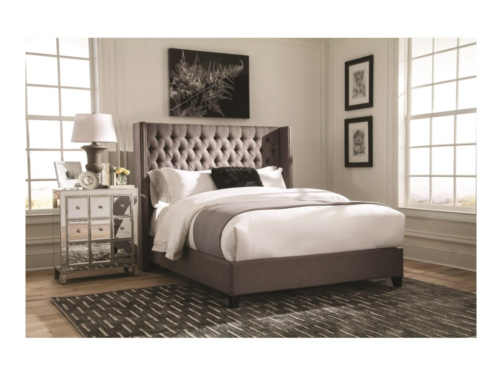 Scott Living BeniciaCal King Bed