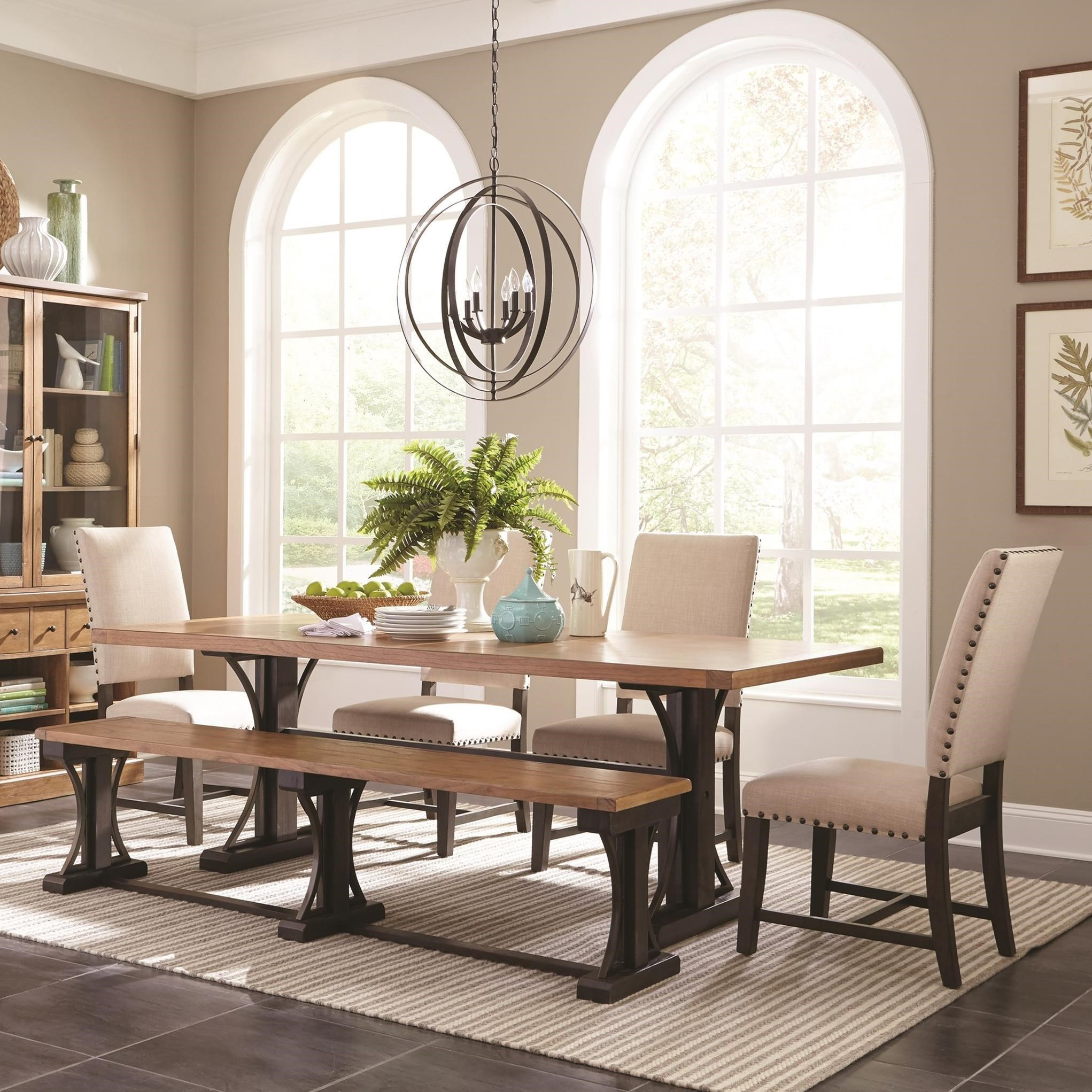 Scott Living BishopTable And Chair Set ...