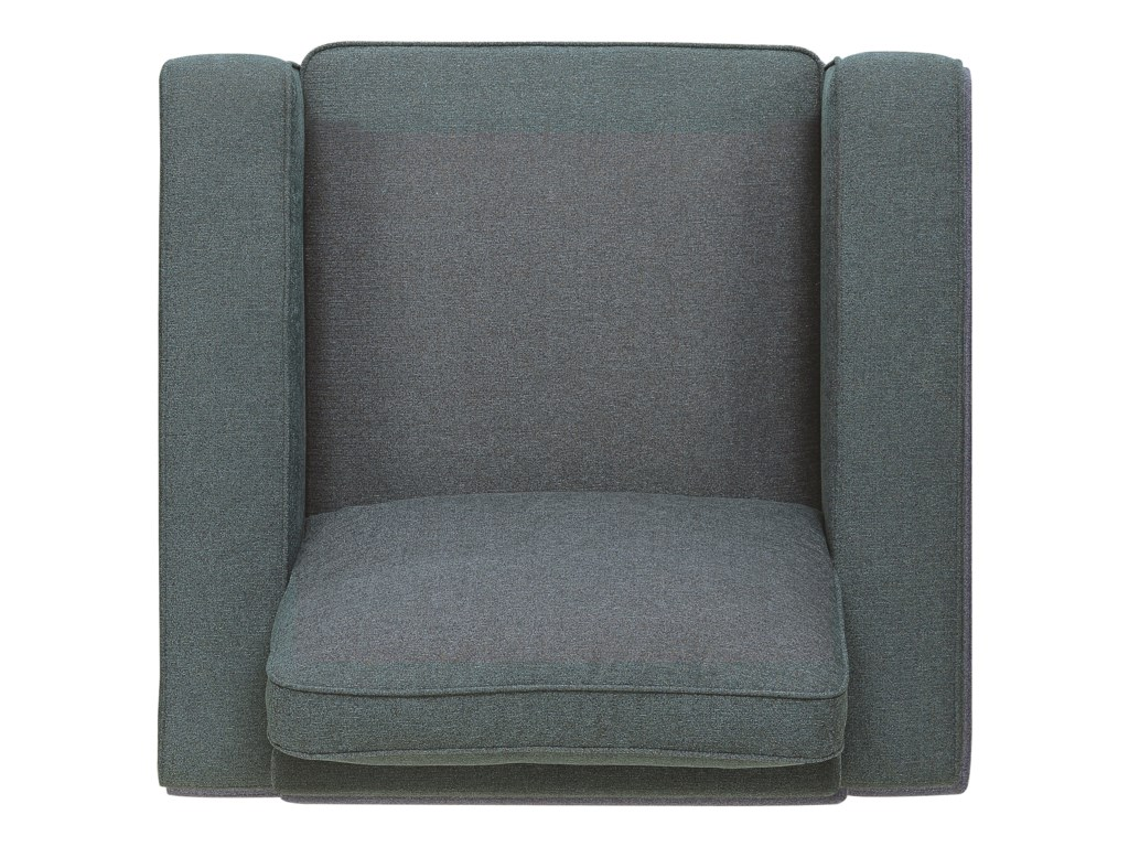 Scott Living BrownswoodUpholstered Chair