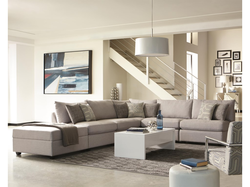Scott Living CharlotteSectional