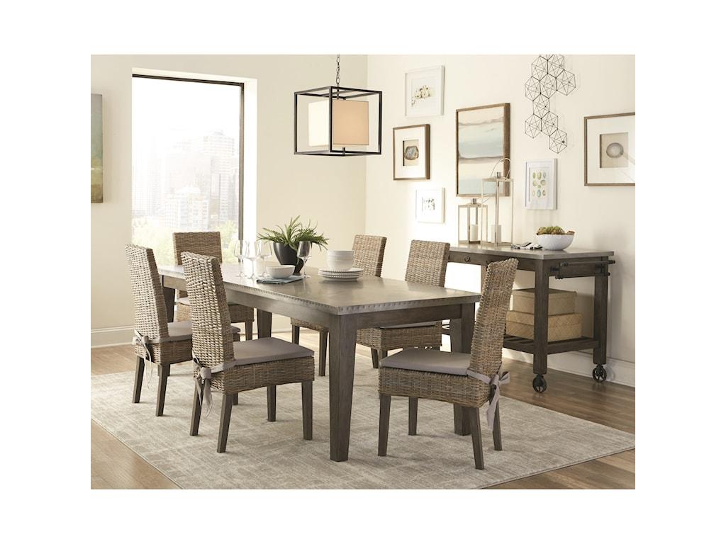 Scott Living DavenportDining Table