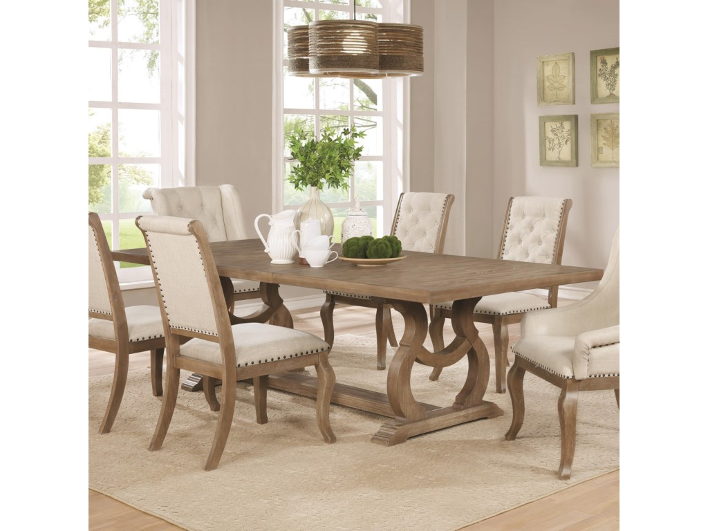 Scott Living Glen Covedining Table