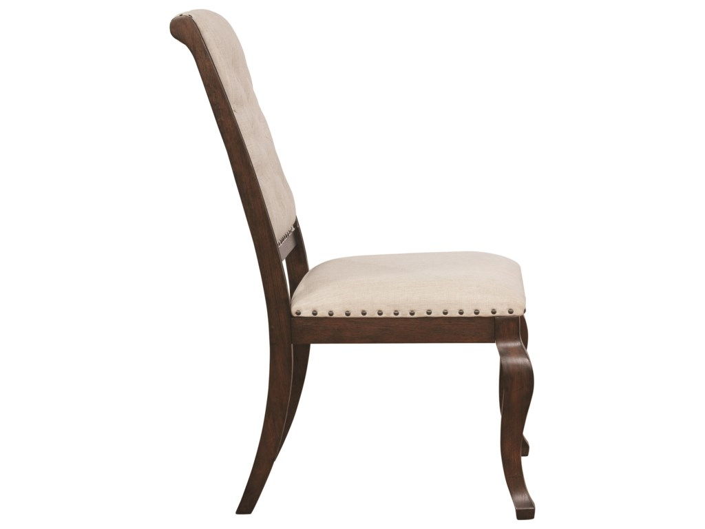 Scott Living Glen Cove Antique JavaDining Chair