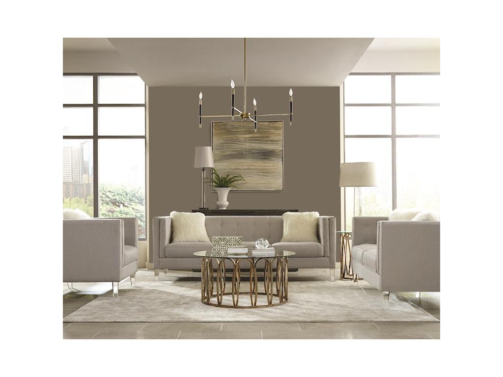 Scott Living HemetStationary Living Room Group
