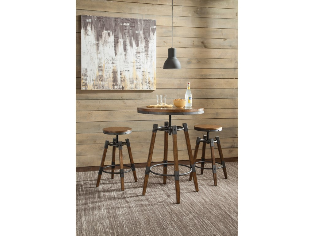 Scott Living HornellAdjustable Table and Chair Set