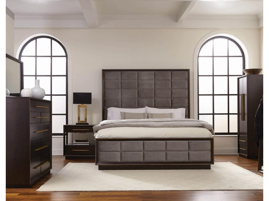 Scott Living IngersonCalifornia King Bedroom Group