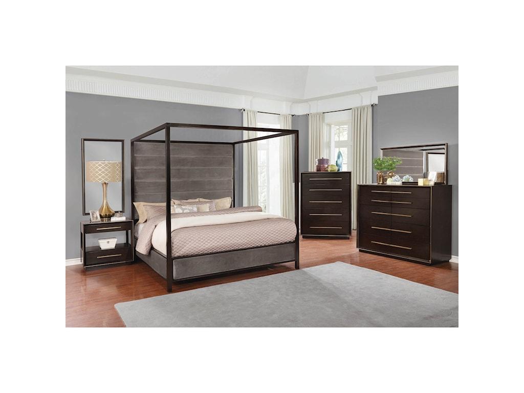 Scott Living IngersonCalifornia King Bed