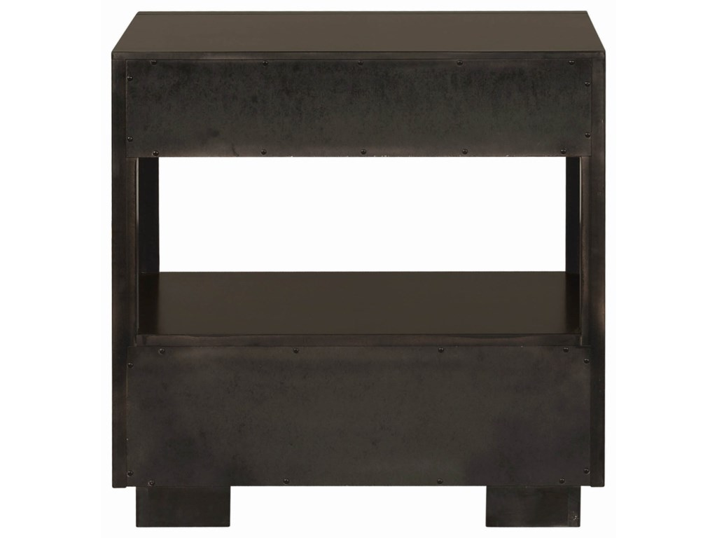 Scott Living Ingerson2 Drawer Nightstand