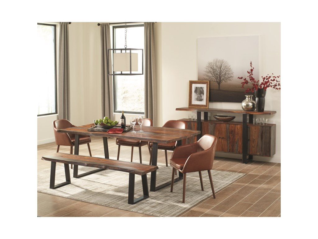Scott Living JamestownRustic Dining Room Group