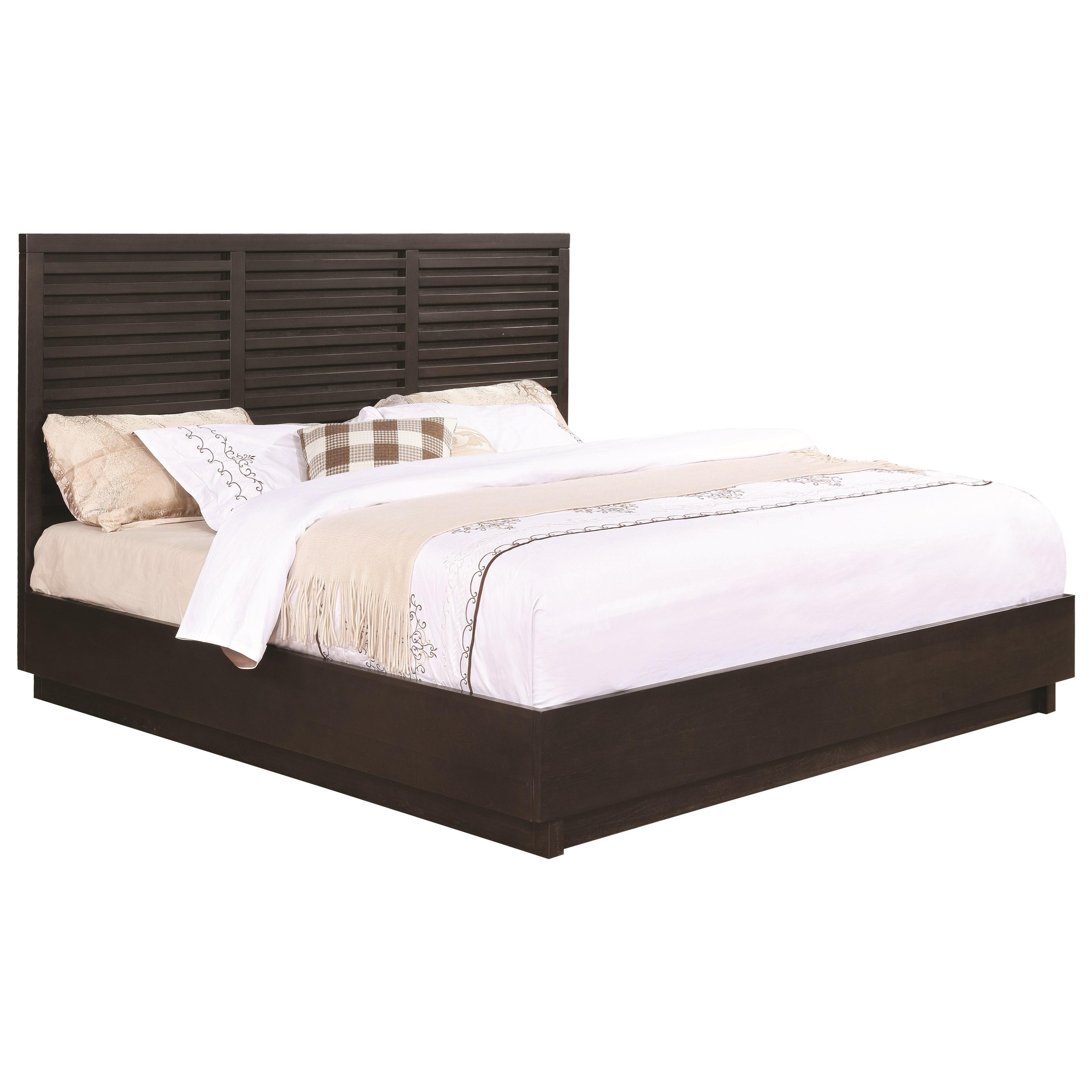 Scott Living MathesonQueen Bed