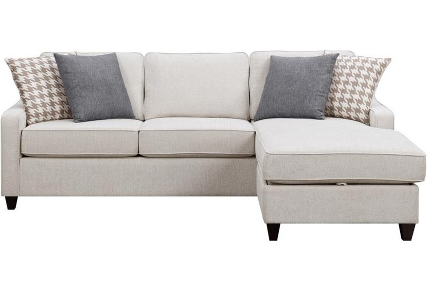 Montgomery Modern Sectional Sofa With