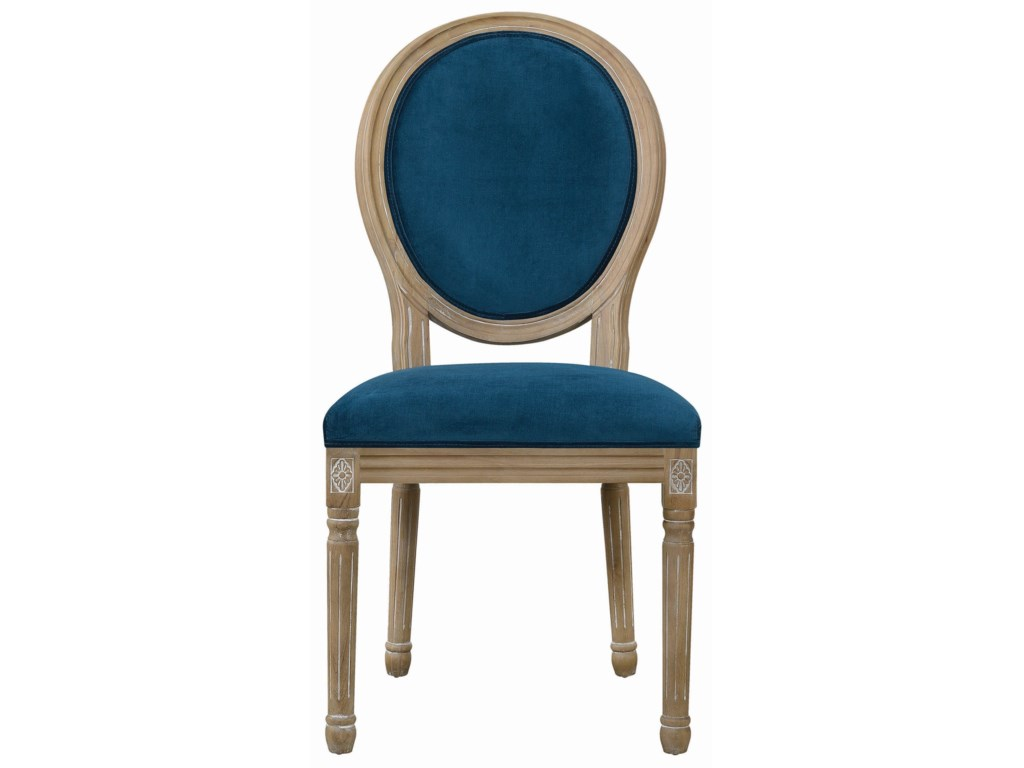Scott Living RheaDining Chair, Peacock