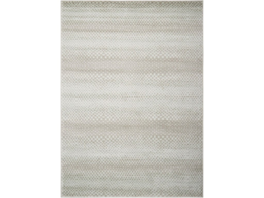 Scott Living Rugs 5 X 7 Multi Tonal Blue Rug Sadler S Home