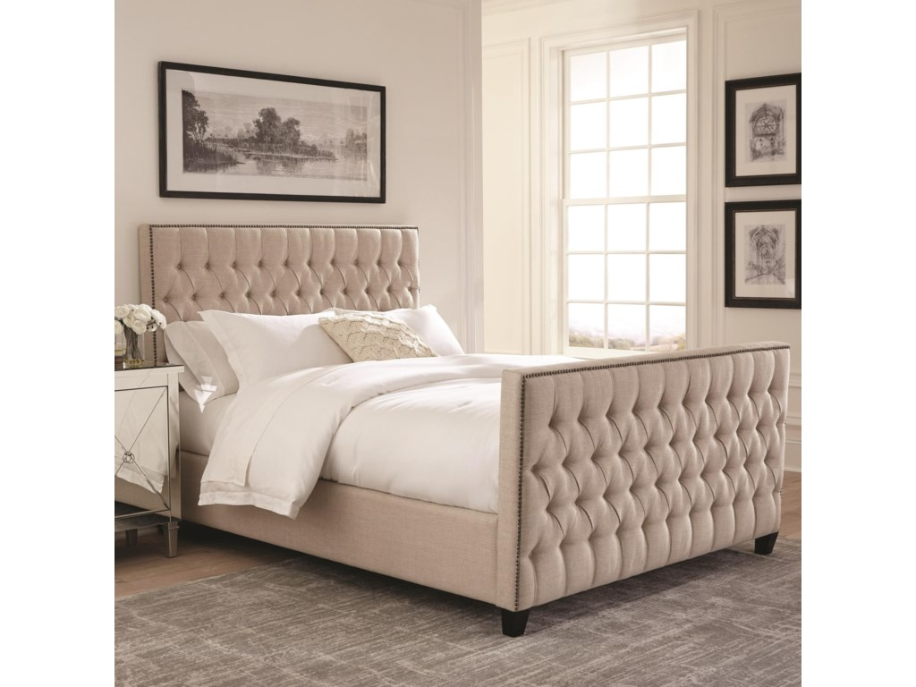 Scott Living SaratogaQueen Bed